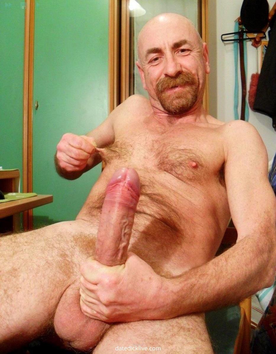 Old Man Big Dick Porn