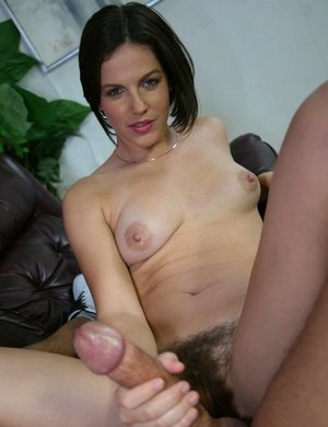 Brunette Hairy Pussy Video