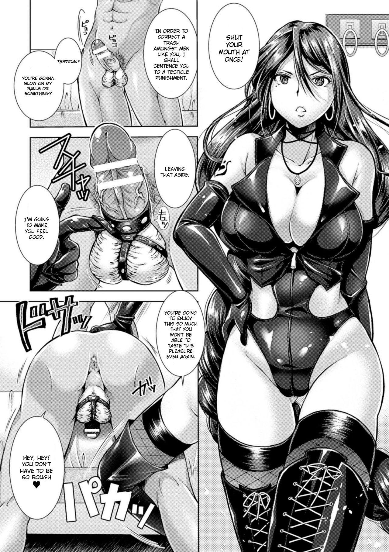 best of Comics Domina femdom