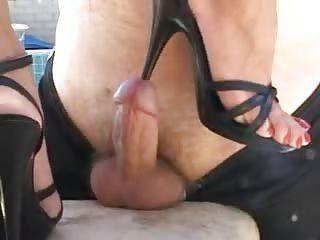 best of Heel trample Cock