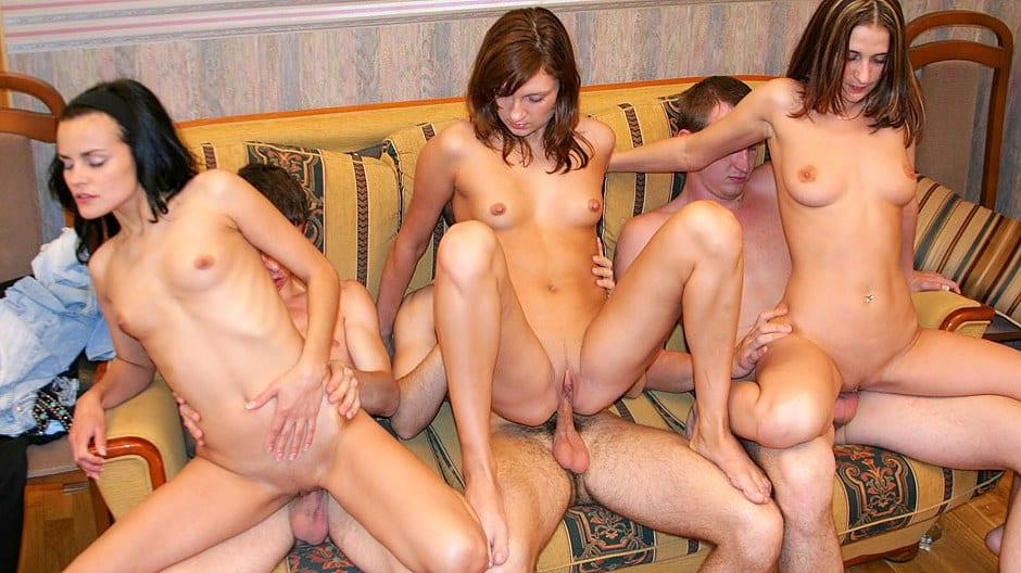 best of College films Free orgy party