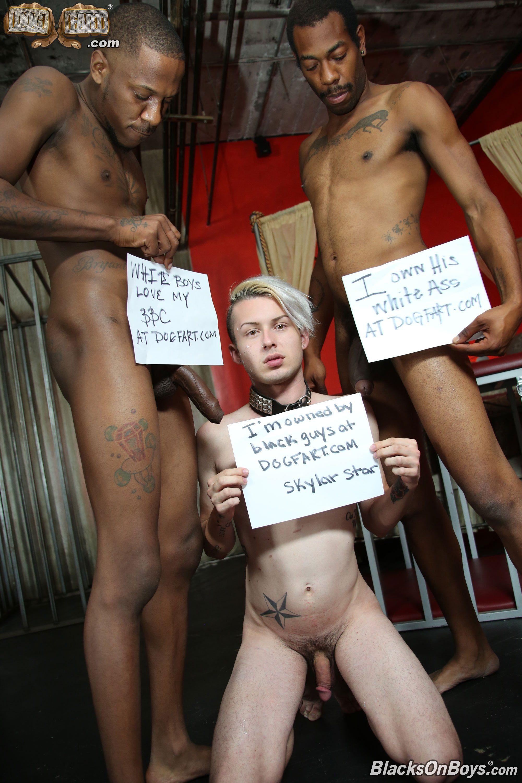 gay interracial black masters