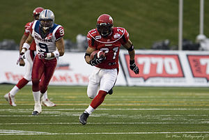 best of Amateur rules Canadian football
