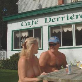 Barrel reccomend Nude hang outs in new england