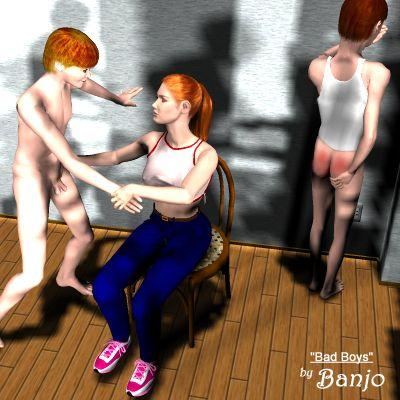 Femdom slave registry