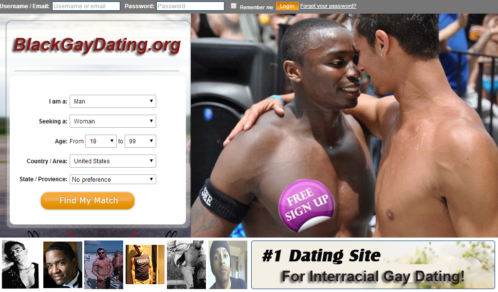 Gay interracial web sites