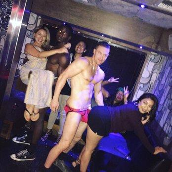 best of And male strippers Wife