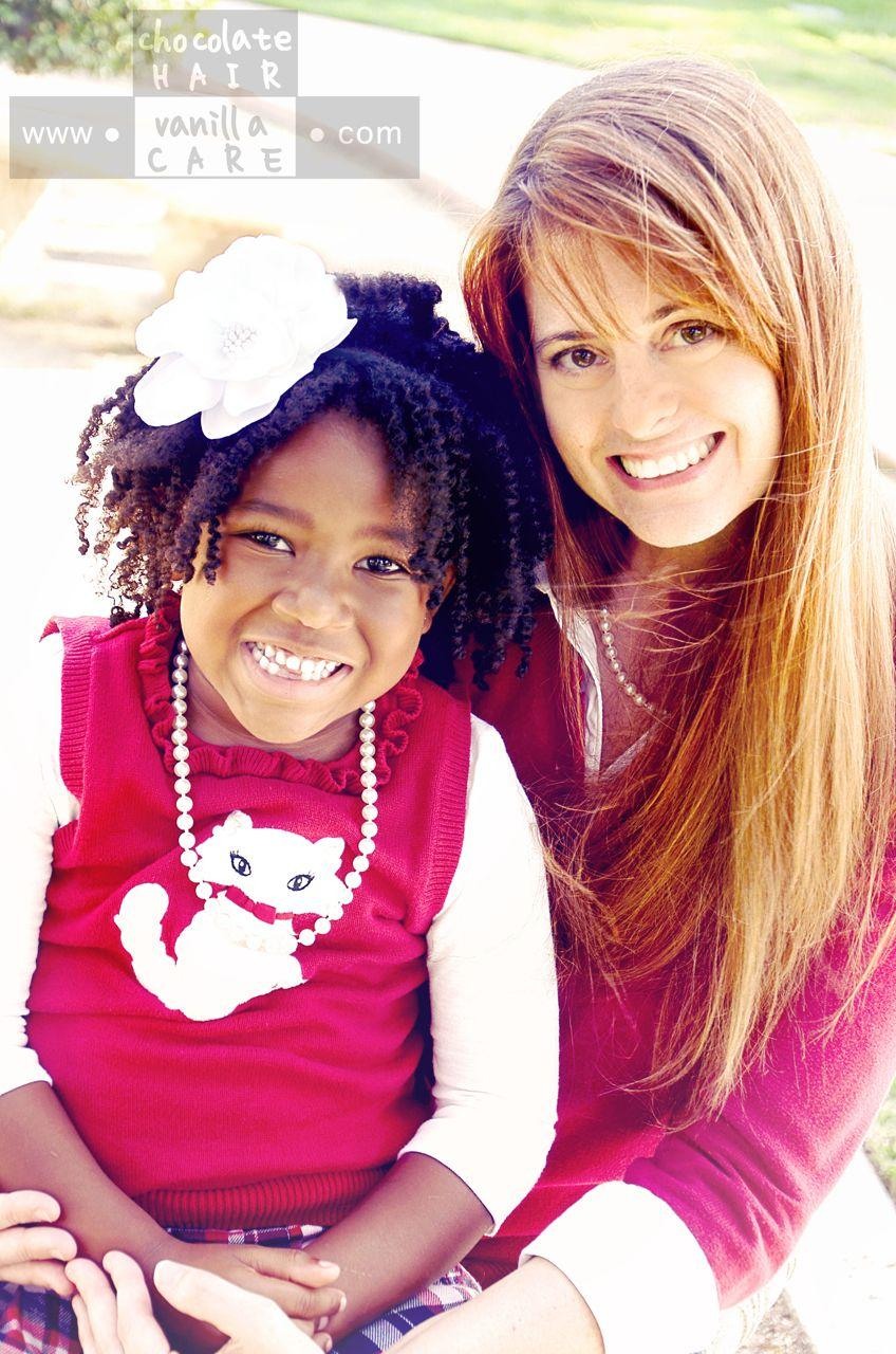 best of Interracial adoptin care For hair