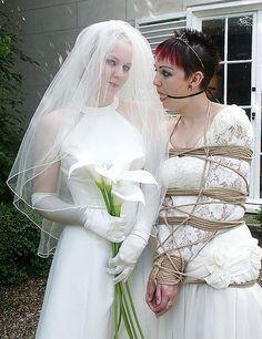 Twix reccomend Femdom bride wedding story