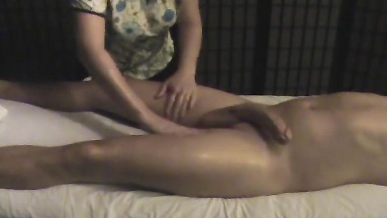 Pluto reccomend Hairy handjob hd Massage ends up in sex