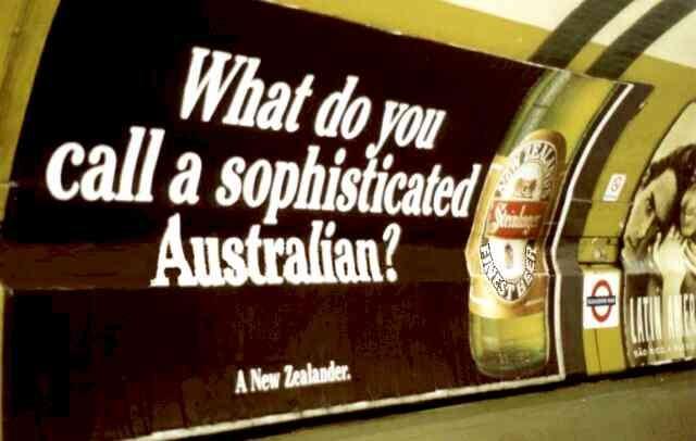 Popeye reccomend Australian taking the piss