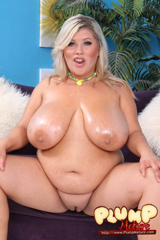 Bbw blonde chubby plumper images