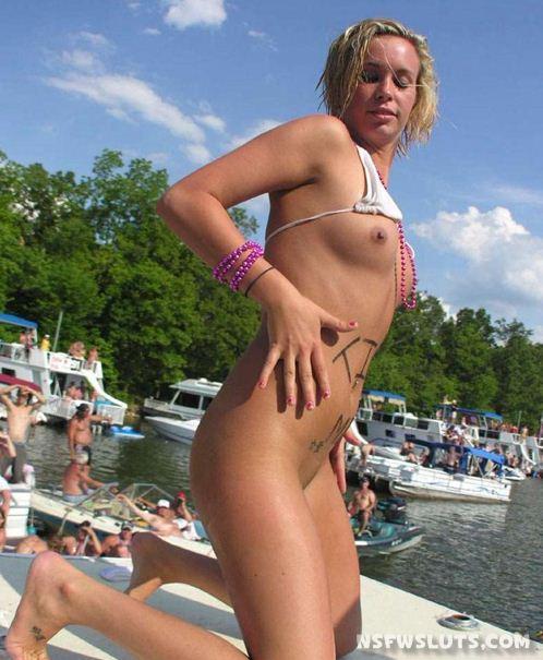 Snicky S. reccomend Bikini sexy slut
