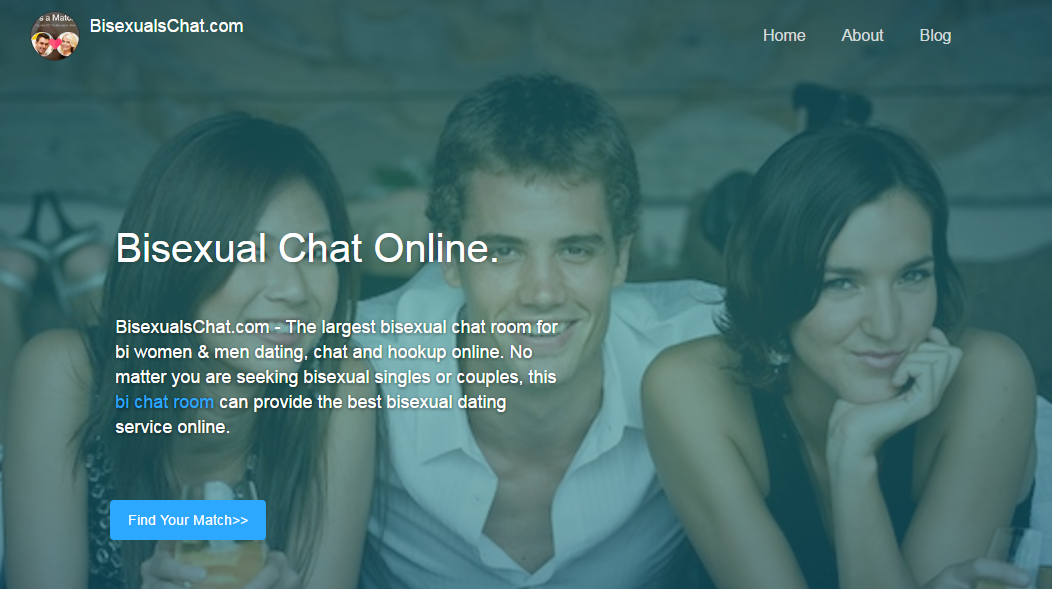 Chat rooms for bisexuals