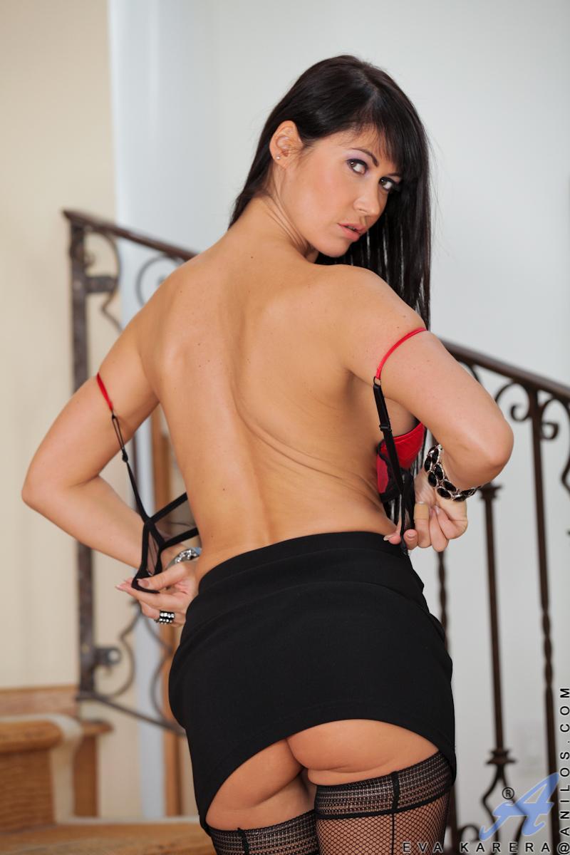 Big B. reccomend Stockings and mini skirt milf porn