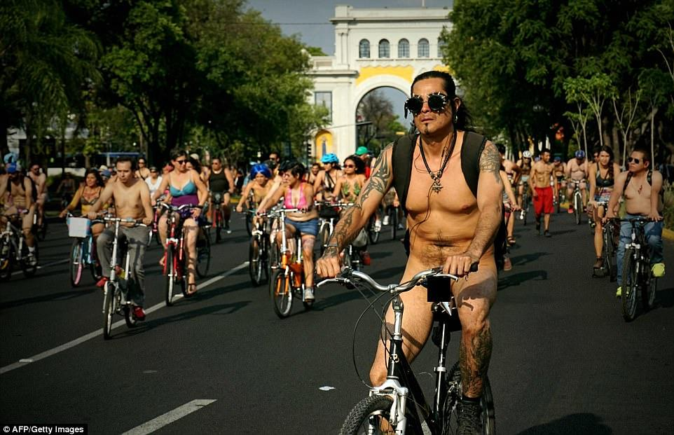 best of Bike protesters pics Nake