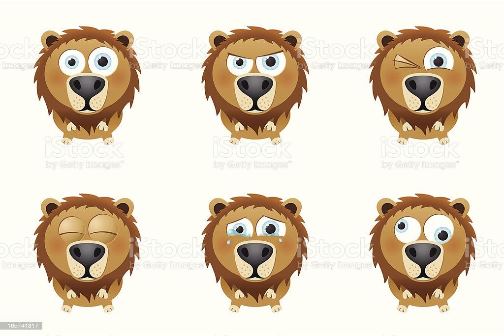 Grinch reccomend Facial lion expressions