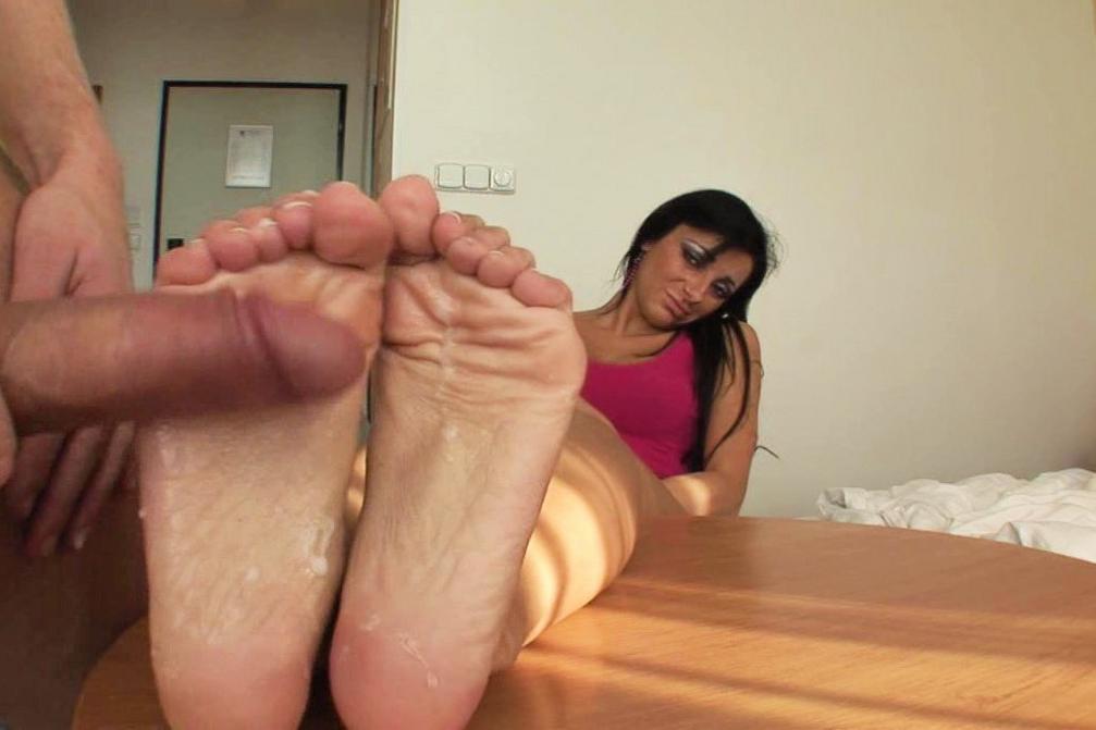 Whisky G. reccomend Fetish foot foot job worship