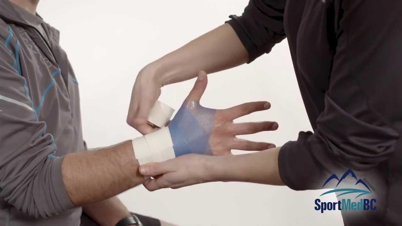 Prairie reccomend Hand tape job football