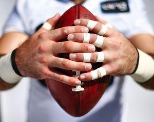 best of Job football tape Hand