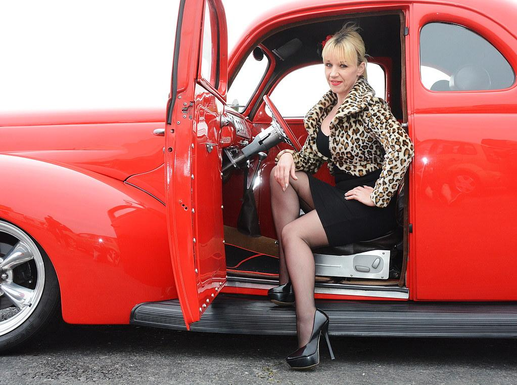 Barbera reccomend Mature babe in shoes