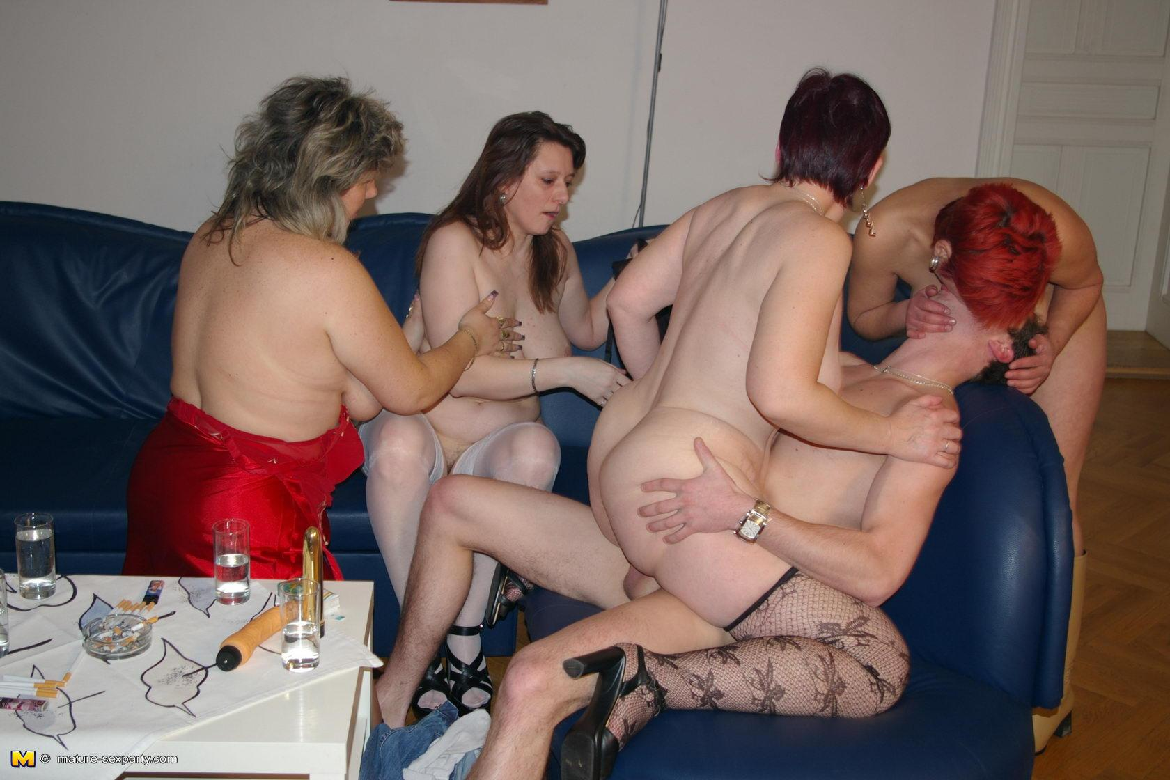 best of Cock party women Mature