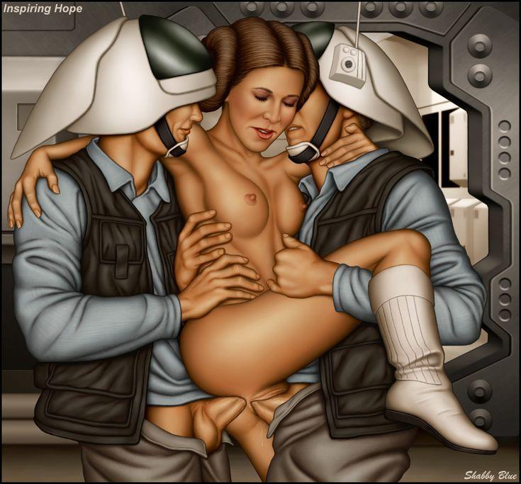 Star wars porn shady blue