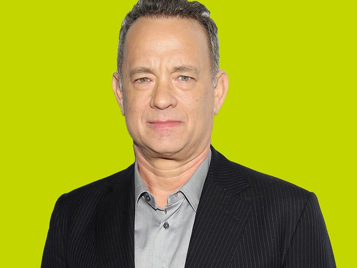 Tom hanks is an asshole